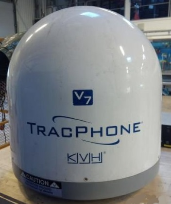 SP Eqt-TracPhone antenna