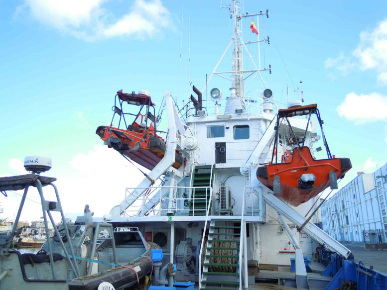 SP RescueGuard Stand-by vessel Rescue Boats1